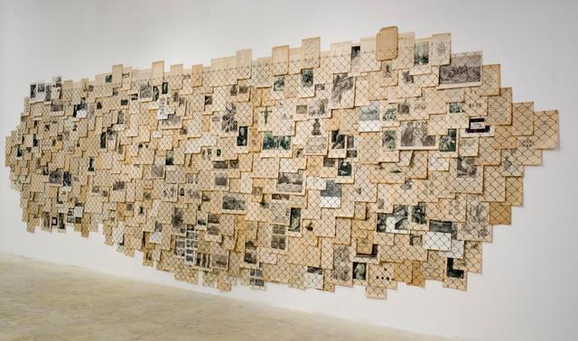, 'Mural Alambrado,' 2008, Arróniz Arte Contemporáneo