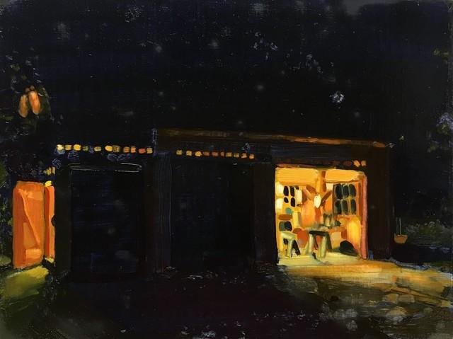 , 'Night Garage (October 8th),' 2018, 1969 Gallery