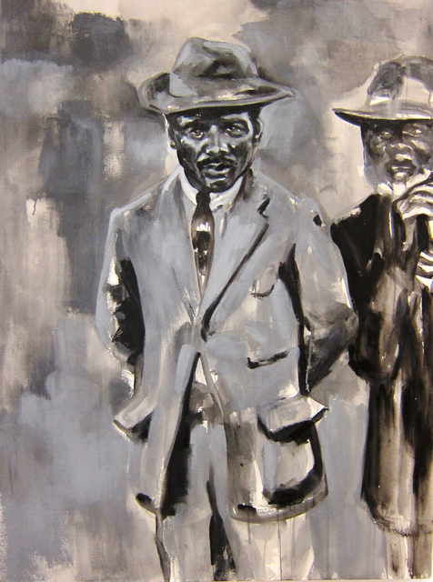 , 'Man Looking,' 2013, Gallery MOMO