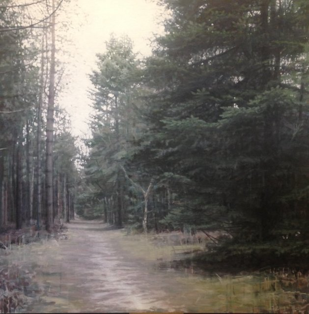 , 'Forest ,' 2018, Reuben Colley Fine Art