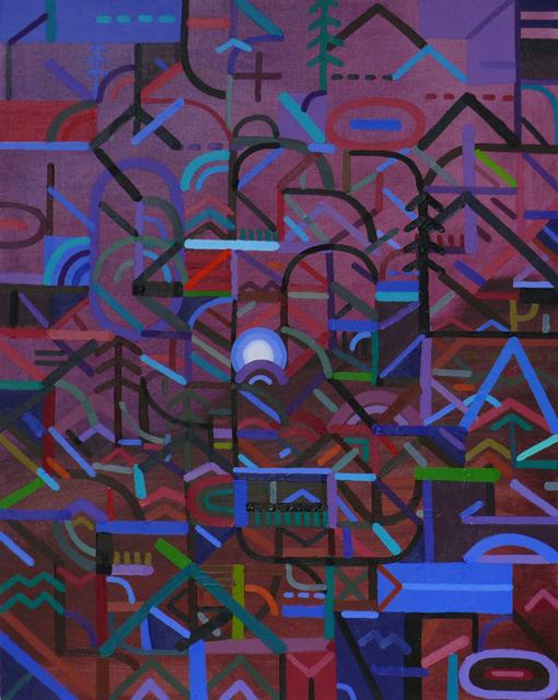 , 'Plein@ir 1.4 (Wenatchee),' 2016, G. Gibson Gallery