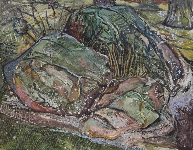 , 'Rock in a Flurry,' 2016, Gallery NAGA