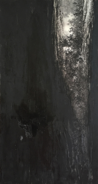 , 'In Blackness 墨團團 ,' 2017, Asia Art Center