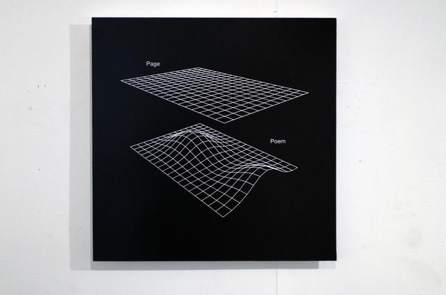 , 'Nous n'avons pas compris Descartes,' 1991, Baró Galeria