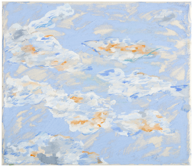 , 'Clouds (2),' 2018, Galerie Anhava