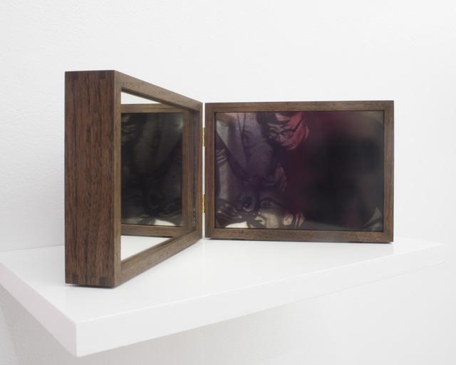 , 'Reflection: Yuri Kochiyama Cradles Malcolm X, Harlem's Audubon Ballroom, 1965,' 2018, Rubber Factory