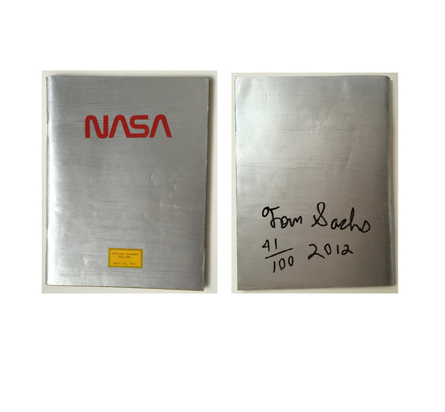 "Tom Sachs, '""NASA Playboy"" painted, signed edition', 2012, VINCE fine arts/ephemera"