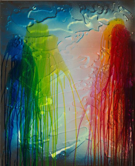 , 'jacuzzi XV,' 2018, Galerie Thomas Fuchs