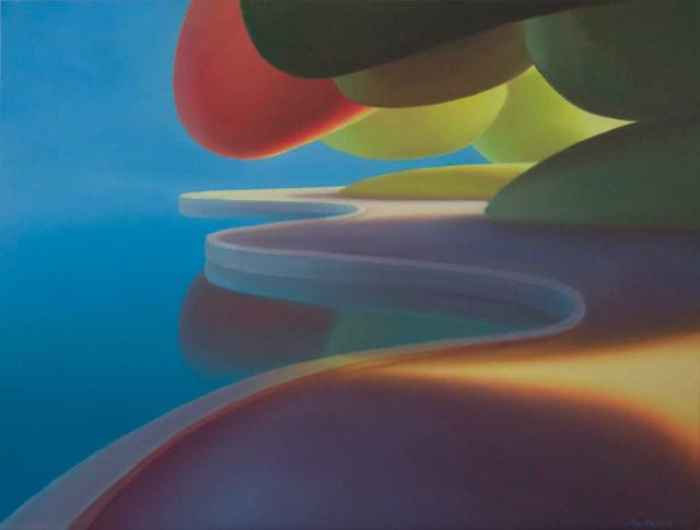 , 'Blue,' 2018, Ian Tan Gallery