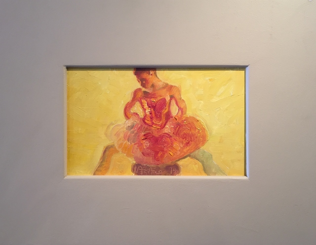 John Asaro, 'Seated Dancer ', Ethos Contemporary Art