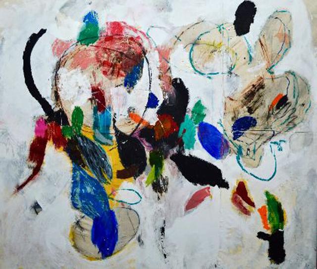 ", 'Sincronía de Sisyphus"",' , The Cash Register Art Project"