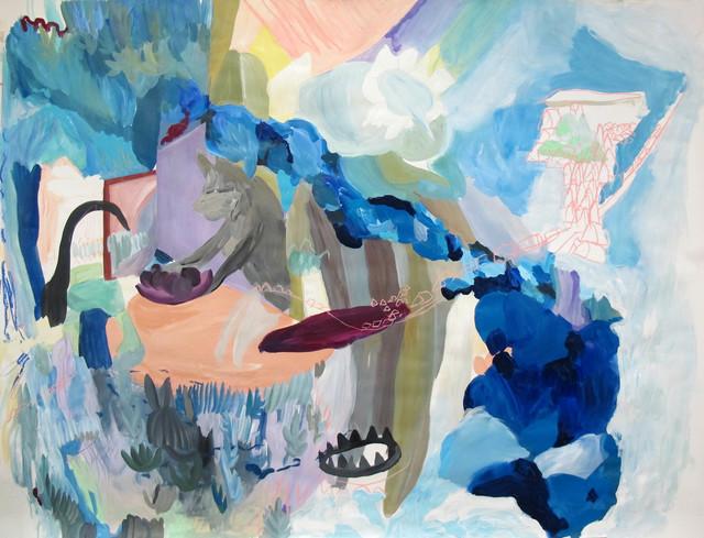 , 'Ofrenda de ciruelas,' 2015, Artemisa Gallery