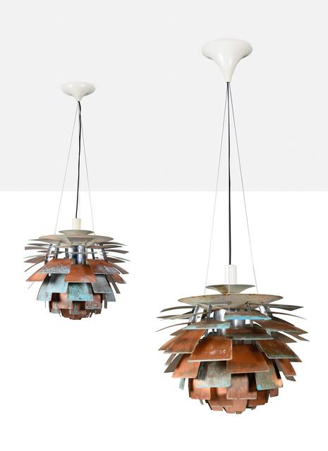 Poul Henningsen, 'Artichoke lamp', circa 1960, Aguttes