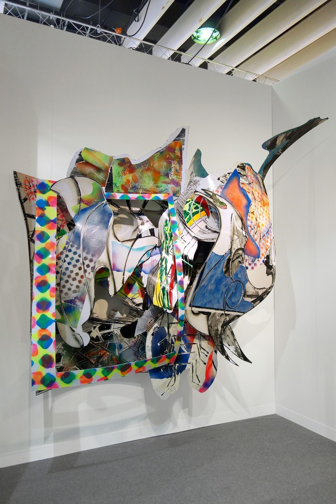 The Armory Show | Booth 406 - Frank Stella