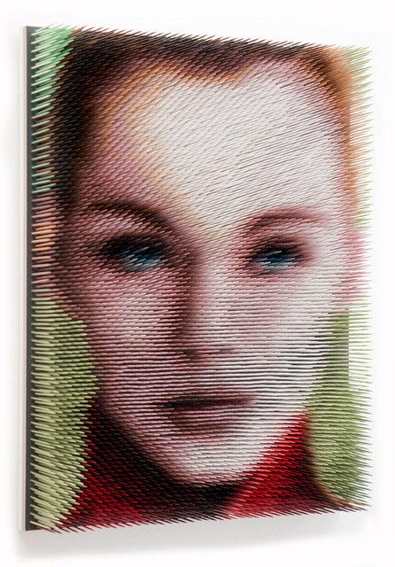, 'Optical portrait - Gloria,' , Bruno Art Group