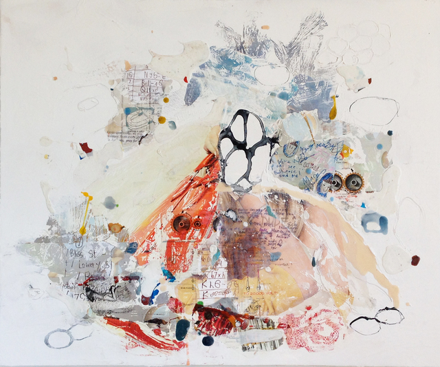 , 'Wake,' 2015, Spotte Art