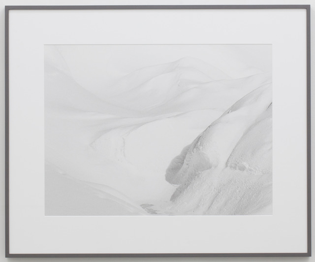 , 'Untitled (The Ice Cap) (#3),' 1999-2013, Galleri Nicolai Wallner