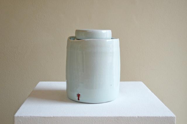 , 'lidded vessel,' ca. 2002, New Art Centre