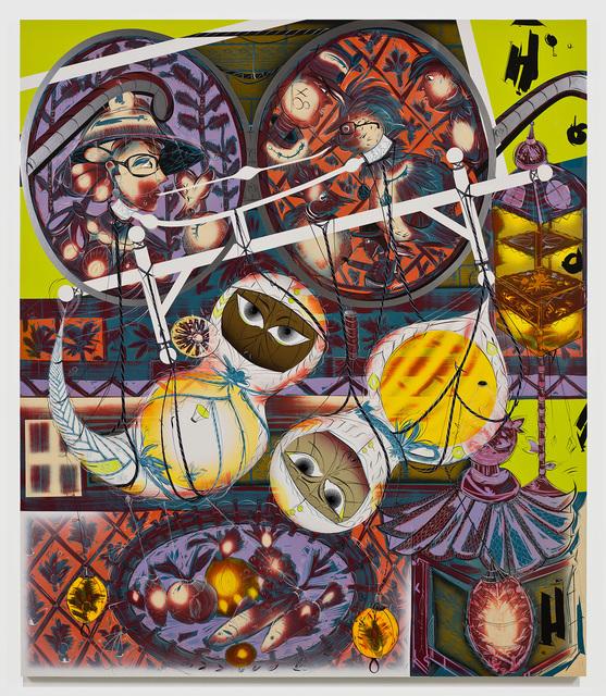 , 'Mutualism ,' 2011, Lehmann Maupin