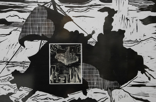 Ke Francis, 'Raft and Foxfire', ca. 2018, Bill Lowe Gallery