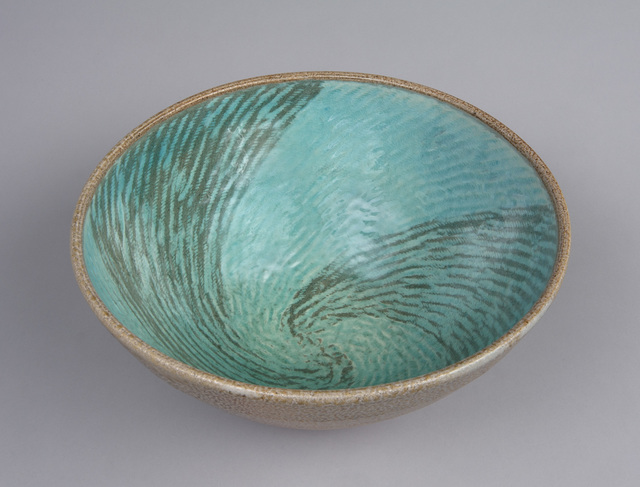 , 'Rope Green Serving Bowl ,' 2017, LACOSTE / KEANE GALLERY