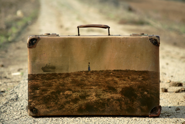 , 'Memory Suitcase #4,' 2006, Zemack Contemporary Art