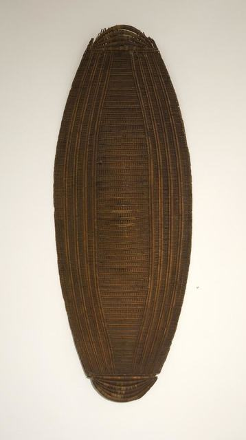 , 'Ngbundu Shield, Congo (DRC) Congo-Brazzaville, Central African Republic,' , Edward Thorp Gallery