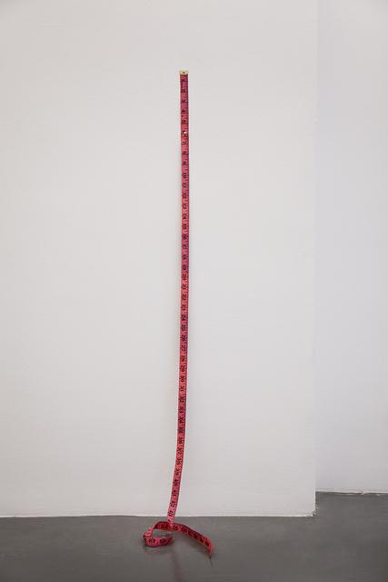 , 'Centimeter,' 2016, Athena Contemporânea