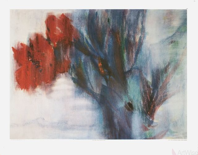 , 'Rote Cannas,' 1967, ArtWise