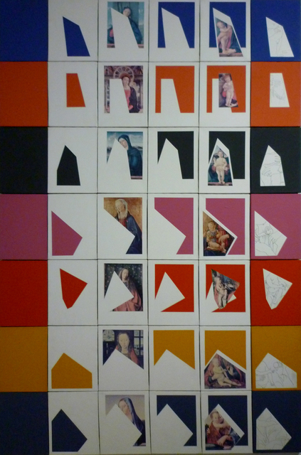 , 'De la nature du modèle de l'art,' 1983, espaivisor - Galería Visor