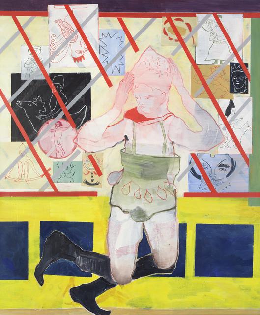 , 'revolutio,' 2014, Josef Filipp Galerie