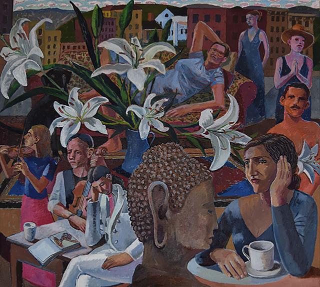 , 'Ephphatha,' 2016, Bowery Gallery