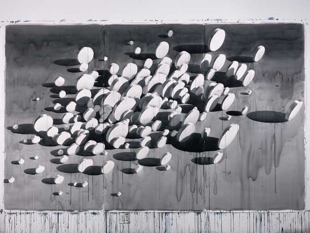 , 'Atomization,' 2015, Casado Santapau