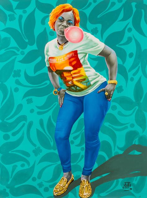 , 'Fais-moi photo,' 2015, Africa Bomoko
