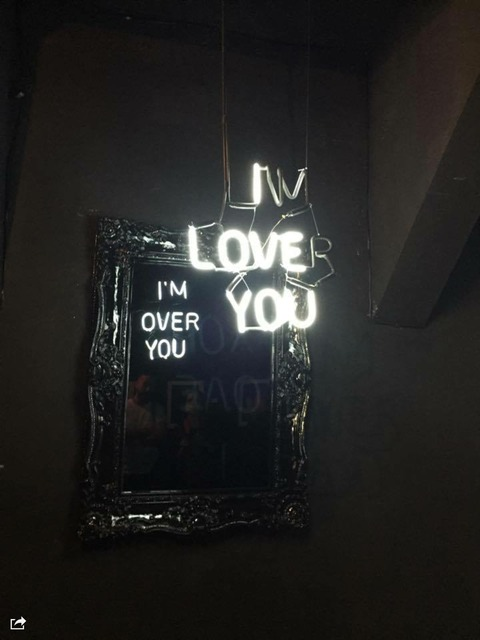, 'I Love You / I'm Over You,' 2015, Avant Gallery