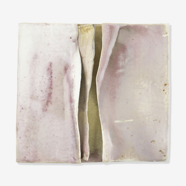 Ruth Duckworth, 'Untitled', 1975, Textile Arts, Hand-built and glazed porcelain, Rago/Wright