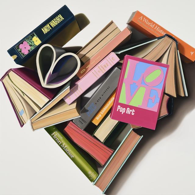 , 'Art book-LOVE,' 2016, Gallery JJ