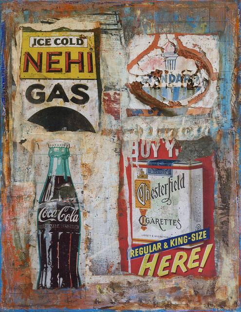 , 'Roadside Distractions,' 2018, Xanadu Gallery