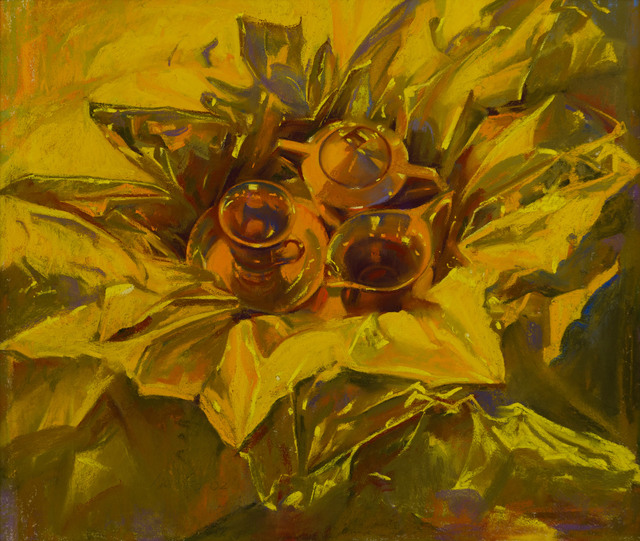 Janet Monafo, 'Gold Lust', 2002, Vose Galleries