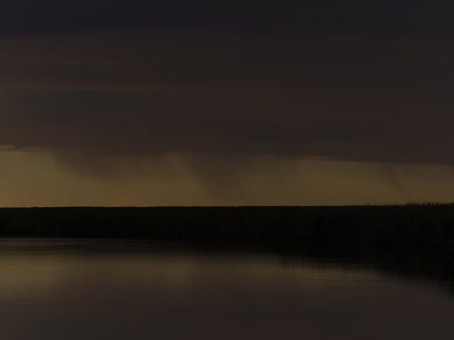 Henrik Saxgren, 'Darkness Above Vidå', 2015, Hans Alf Gallery