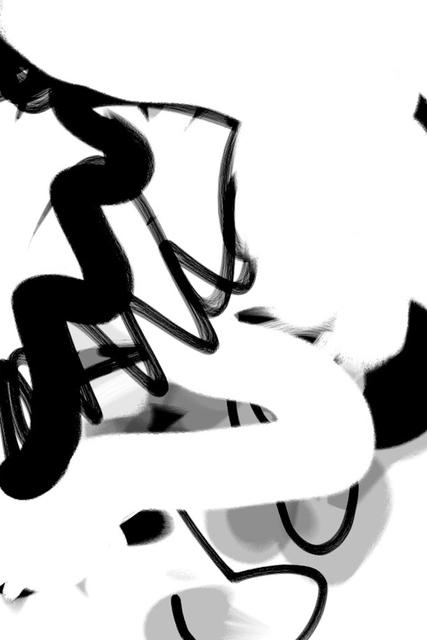 , 'iPhone Print Series II Black and White #2,' 2016, David Richard Gallery