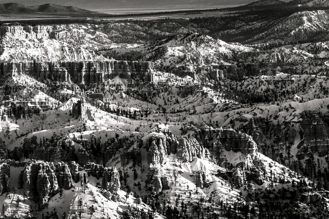 , 'Bryce Canyon,' 2016, InLiquid