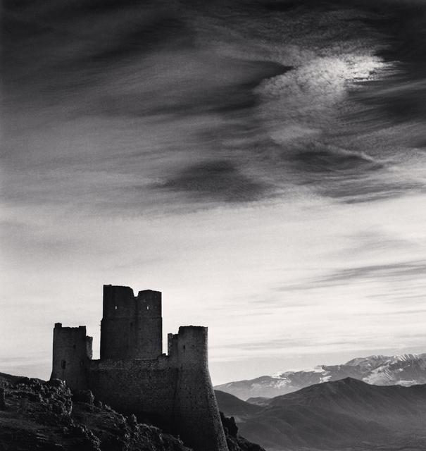 , 'Castle and Sky, Rocca Calascio, Abruzzo, Italy,' 2016, Robert Mann Gallery