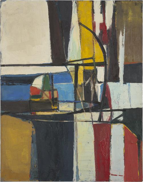 , 'Untitled,' ca. 1947, Richard Diebenkorn Foundation