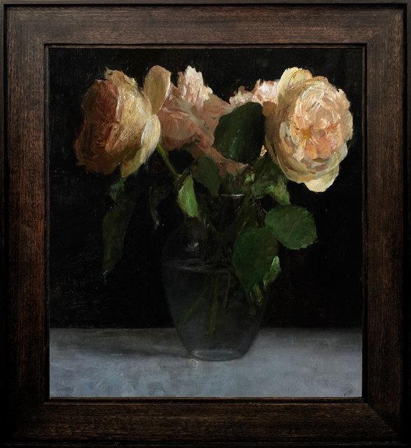 , 'Garden Roses,' 2018, ARCADIA CONTEMPORARY
