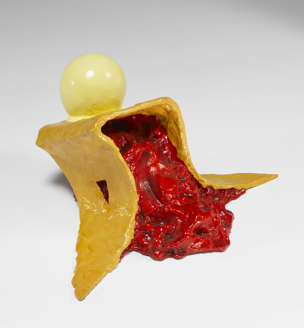 , 'ParadisePies (II and VI) -- VI, 5/6 Red,' 2009, Pace Gallery