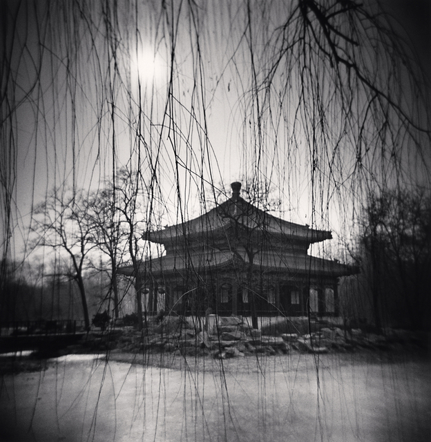 , 'Pavilion Building, Summer Palace, Beijing, China,' 2007, G. Gibson Gallery