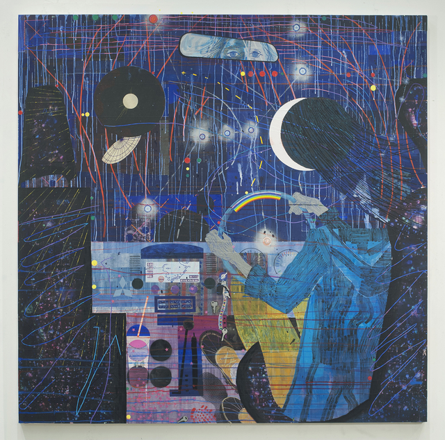 , 'Nikko,' 2018, DC Moore Gallery