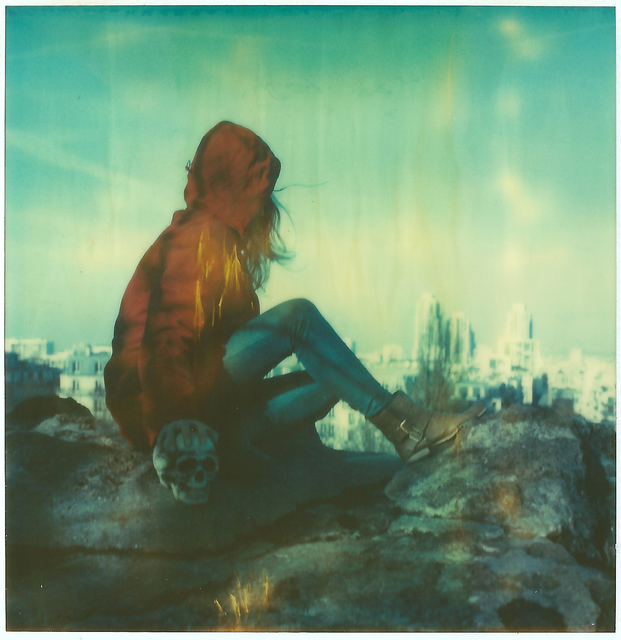 , 'Every Ending is a new Beginning - Contemporary, Conceptual, Women, Polaroid, 21st Century, Potrait,' 2012, Instantdreams