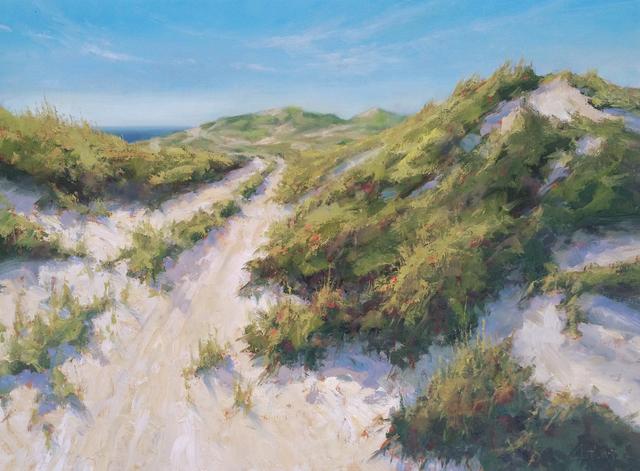 , 'The Scenic Route,' 2017, Addison Art Gallery